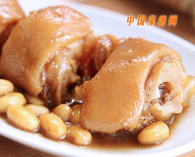 黄豆焖猪蹄(2)