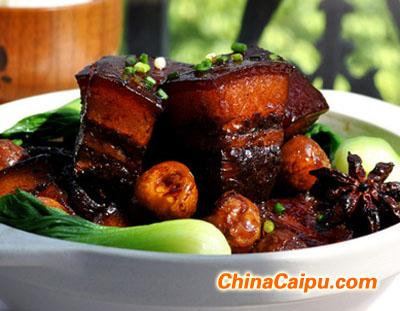 鹌鹑蛋红烧肉(5)