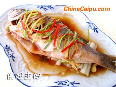 清蒸鲈鱼(18)
