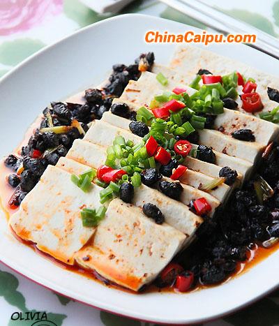 豆豉辣豆腐的做法 豆豉辣豆腐怎么做