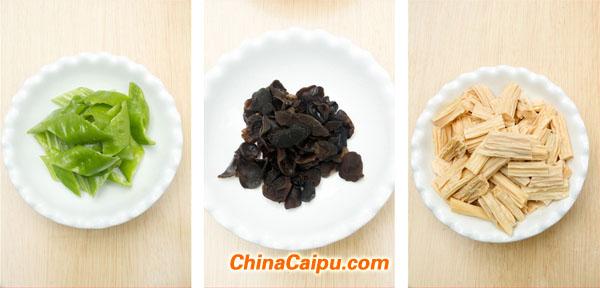 三鲜腐竹的做法 三鲜腐竹怎么做