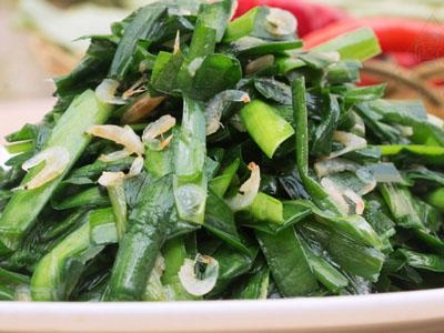 虾皮韭菜的做法 虾皮韭菜怎么做