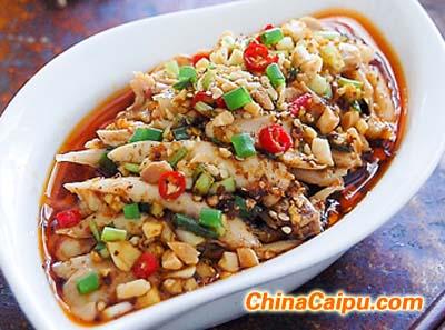 香辣口水鸡的做法 香辣口水鸡怎么做好吃