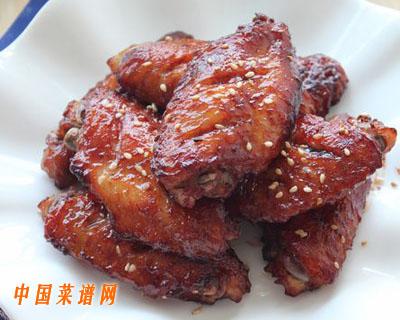 腐乳烤鸡翅(2)