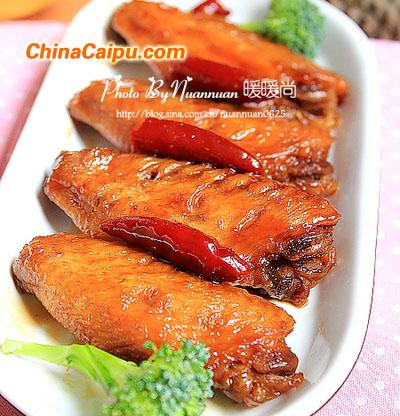 啤酒鸡翅(2)