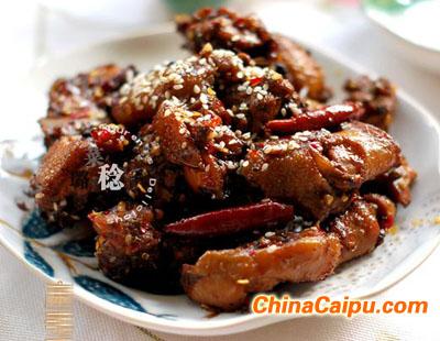 麻辣鸡块(2)