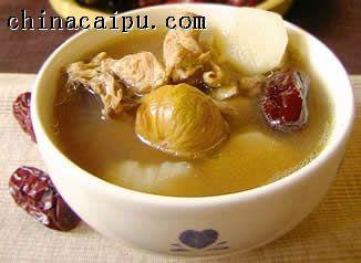 三宝土鸡汤