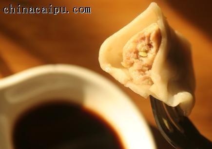 猪肉大白菜饺子