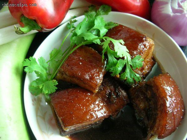 东坡肉的做法(3)