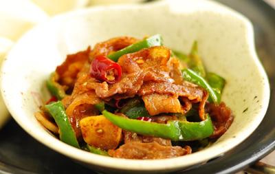 荷香小炒肉
