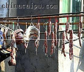熏制腊鱼的做法