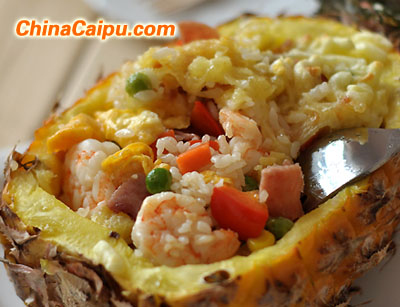 菠萝饭(2)