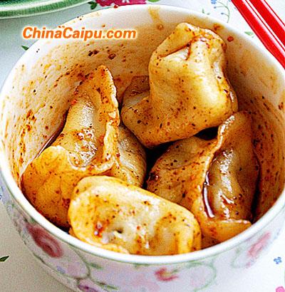 荠菜饺子(2)