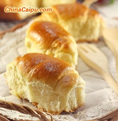 香橙小面包卷