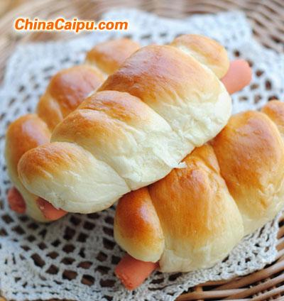 火腿面包卷(2)