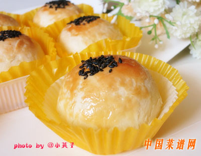 蛋黄酥(4)