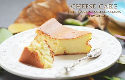 烫面轻乳酪蛋糕