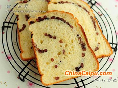 红豆吐司(3)