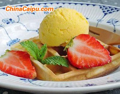华夫饼(3)