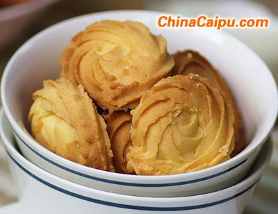 黄油曲奇(2)