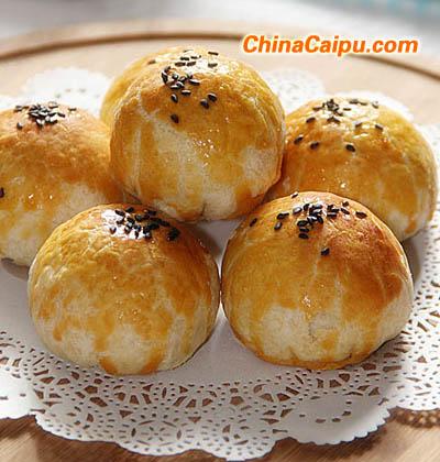 蛋黄酥(3)