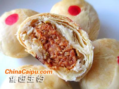 苏式鲜肉月饼(4)