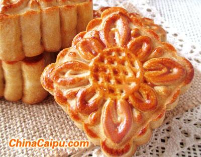 广式五仁月饼(4)