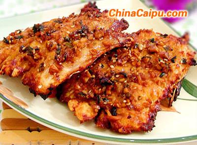 韩式烤鳗鱼