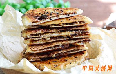 韩式黑糖馅饼