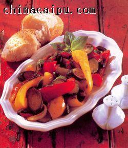 地中海胡椒沙拉