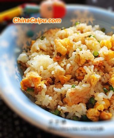 黄金咖喱炒饭