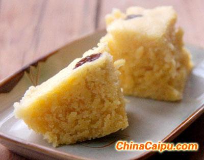 玉米面发糕(2)