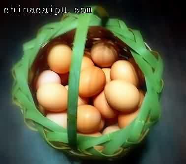 养颜必吃的三种蛋