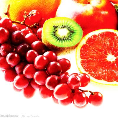 水果贴脸上不如吃嘴里
