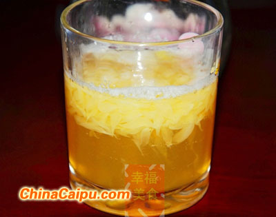 蜂蜜柚子茶(2)