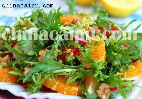 法式蔬果沙拉