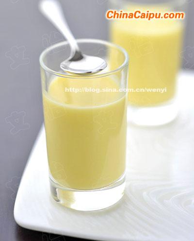 浓香奶香玉米汁