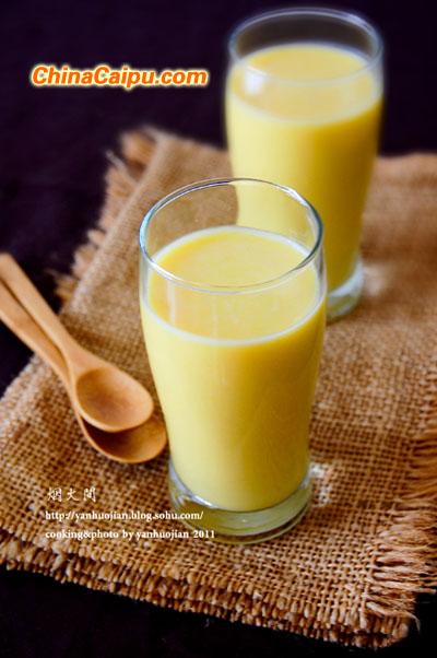 自制玉米汁