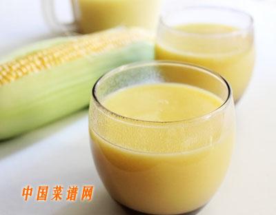 香浓小米玉米汁