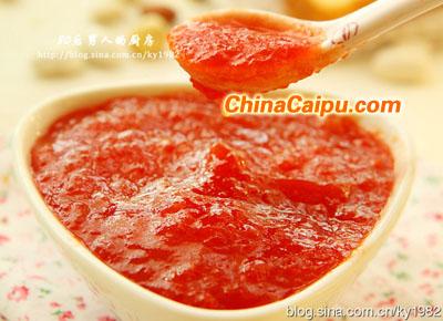 番茄酱的做法