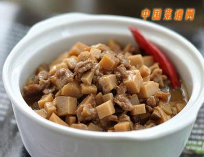 杏鲍菇肉酱