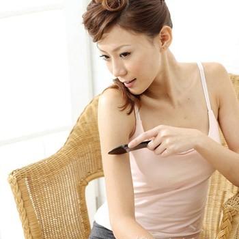 刮痧减肥的操作手法 消除体型肥胖