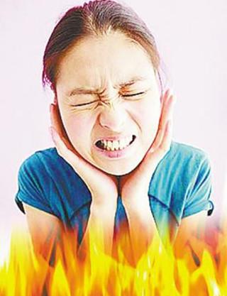 秋季上火症状 怎么看是肝火旺