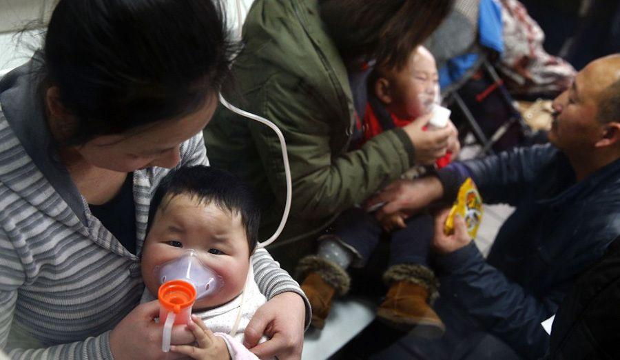 雾霾天会导致肺癌 华东地区最小患者年仅8岁