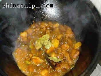 红烧肉炖豆角干的做法
