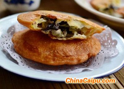 紫菜海蛎饼(福州传统风味小吃)