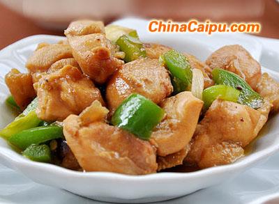 台式三杯鸡(4)