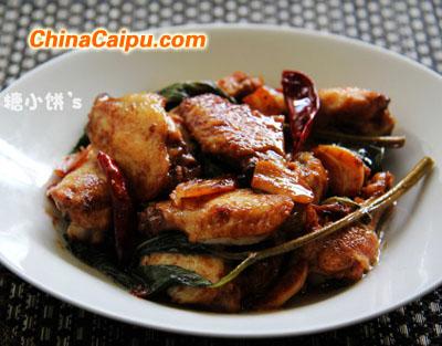 台式三杯鸡(6)