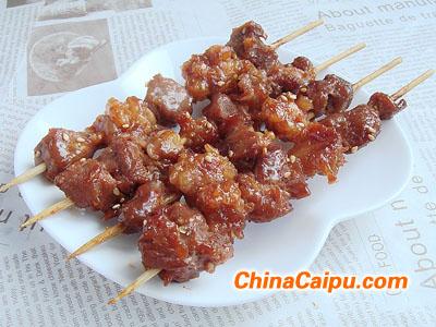 老北京烤肉串