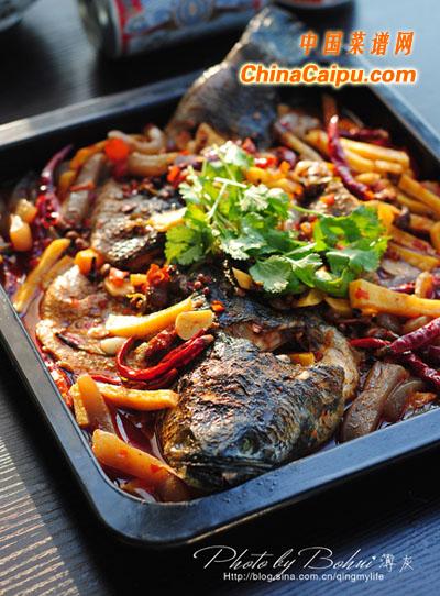 香辣烤鱼(5)